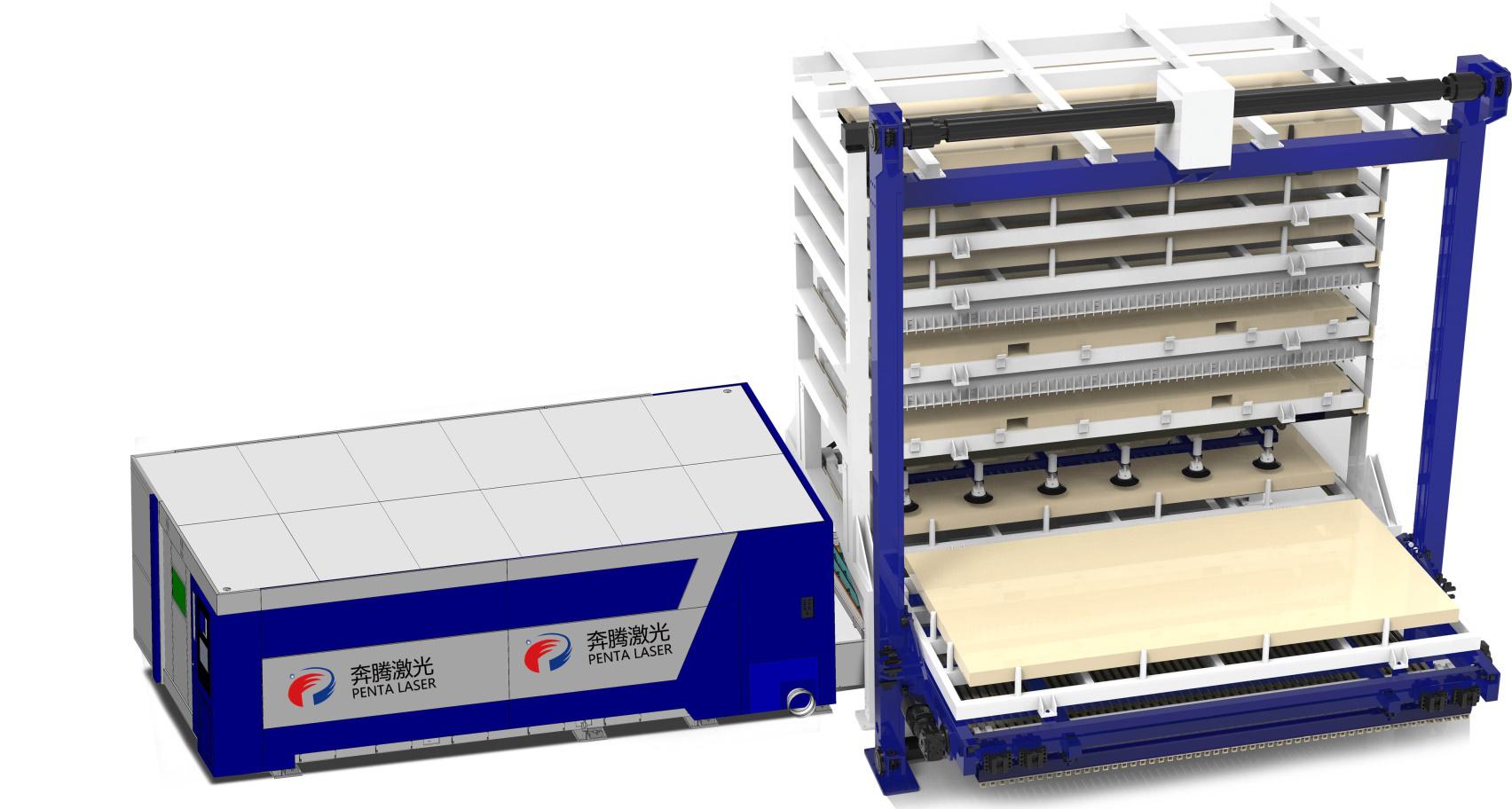 Auto Loading&unloading System 1