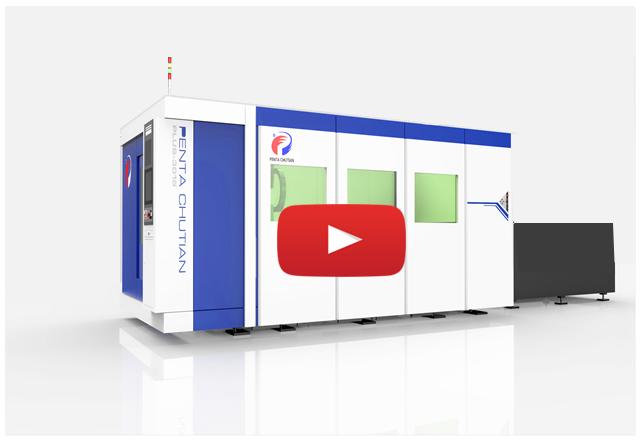 Video Máy Cắt Penta-Laser
